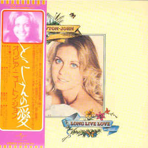 Olivia Newton-John Long Live Love Japan SHM-CD Mini LP UICY-94710 New