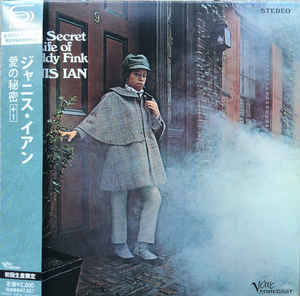 Janis Ian - The Secret Life of J. Eddy Fink Japan SHM-CD Mini LP UICY-94569
