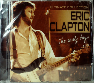 Eric Clapton - The Early Days Ultimate Collection CD Brand New