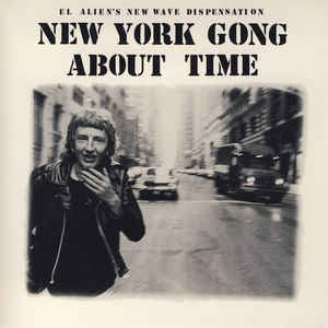New York Gong - About Time Japan SHM-CD Mini LP VICP-70076