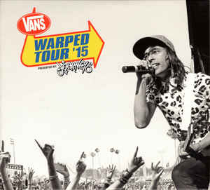 Various Artists - Warped Tour 2015 Compilation 2CD Sealed USA
