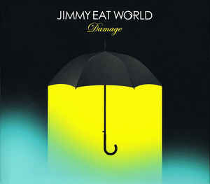 Jimmy Eat World Damage CD Sealed Digipak