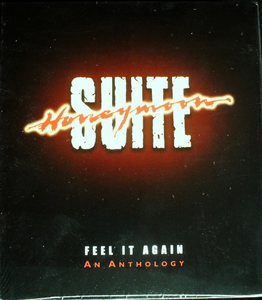 Honeymoon Suite - Feel It Again: An Anthology 2CD Brand New RARE