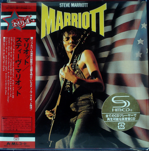 Marriott By Steve Marriott Japan SHM-CD Mini LP UICY-94073