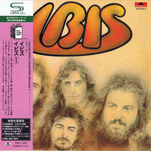 Ibis - Ibis S/T Japan SHM-CD Mini LP UICY-94502