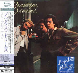 Brooklyn Dreams - Sleepless Nights Japan SHM-CD Mini LP OBI UICY-94687