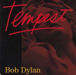 Bob Dylan - Tempest CD Sealed Jewel Case Cracked USA