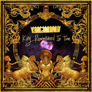 Big K.R.I.T. - King Remembered in Time CD Digipak New Sealed Hip Hop