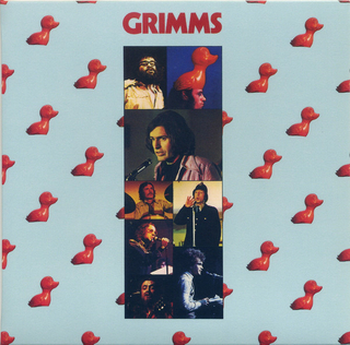 Grimms - Grimms S/T Japan SHM-CD Mini LP UICY-94112