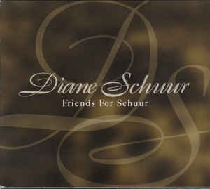 Diane Schuur - Friends for Schuur CD Sealed Jewel Case Cracked USA