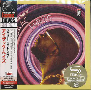 Isaac Hayes - The Very Best Of Japan SHM-CD Mini LP UCCO-9522