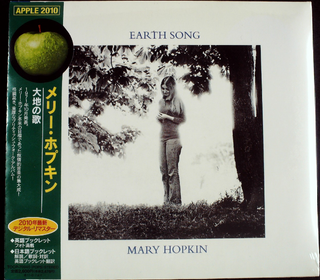 Mary Hopkin - Earth Song +3 Bonus Track Japan Mini LP TOCP-70945