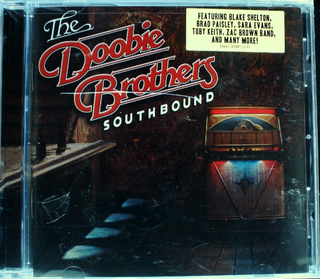 The Doobie Brothers - Southbound CD Sealed Jewel Case Cracked USA