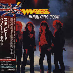 Stamped - Hurricane Town Japan SHM-CD Mini LP UICY-93857