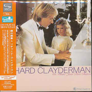 Richard Clayderman Un Blanc Jour D'un Chaton Japan SHM-CD Mini LP VICP-70046