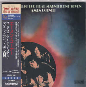 Amen Corner Farewell To Real Magnificent Seven Japan SHM-CD Mini LP VICP-70114
