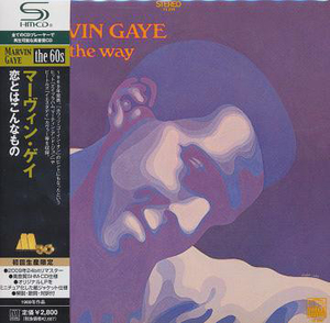 Marvin Gaye That's The Way Love Is Japan SHM-CD Mini LP UICY-94033