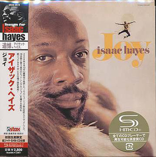 Isaac Hayes - Joy Japan SHM-CD Mini LP UCCO-9519