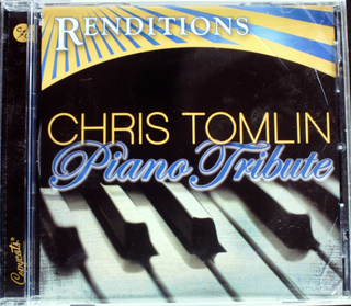 Various Artists - Renditions: Chris Tomlin Piano Tribute CD Sealed Jewel Case Cracked
