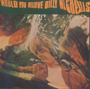 Billy Nicholls - Would You Believe Japan SHM-CD Mini LP VICP-70116