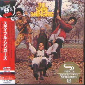 The Staple Swingers S/T Japan SHM-CD Mini LP UCCO-9544