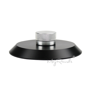POM Vinyl Clamp 76g Disc Stabilizer Record Weight Turntable Vibration Damper