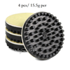 4PCS Rubber Vibration Bumper Non-Skid Sound Dampening Pads For Record Player